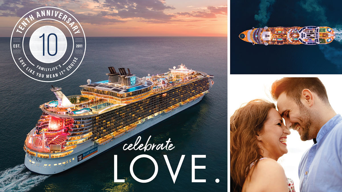 Love Like You Mean It Cruise Feb 9th - 16th 2020.